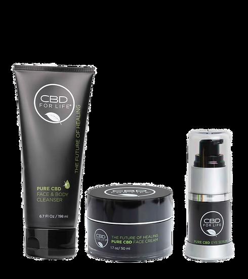 CBD For Life Your Best Skin Bundle