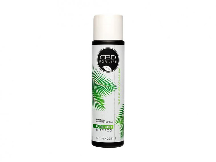 CBD For Life CBD Shampoo