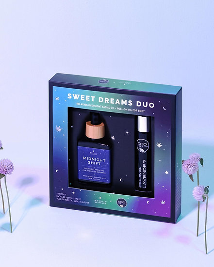CBD For Life's Sweet Dream Duo