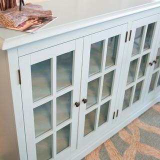 Glacier Blue Byron Bay Cabinet