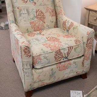 Deal Coral Club Chair