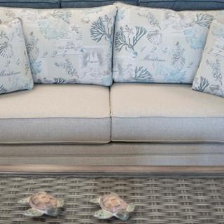 2 Tone Sofa