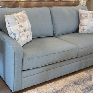 Manhattan Blue Sofa