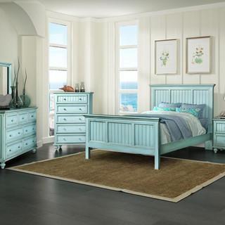 Monaco Bleu Bedroom