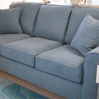 Annabel Sofa in Denim