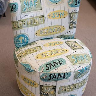 Shine Breeze Armless  57 Chair