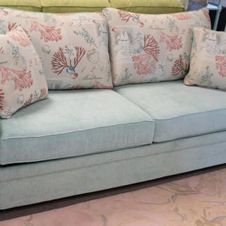 945 Sofa 2 Tone Deal Coral