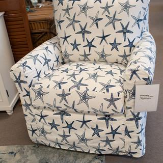 Callie XL Swivel Glide Chair