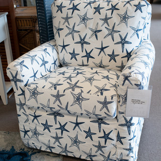 Callie Chair XL Glider Starfish