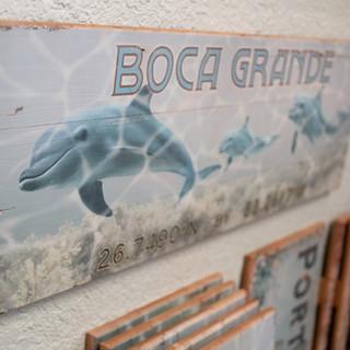 Boca Long_Lat Sign