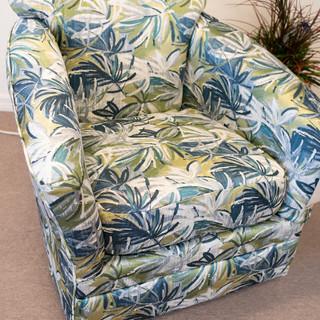 36 Swivel Glide Chair