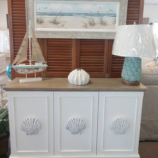 Andros 3 Door Cabinet with Accessories