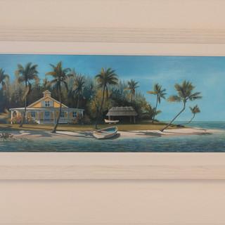 Island Beach Print