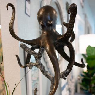 Octopus Coat Hanger