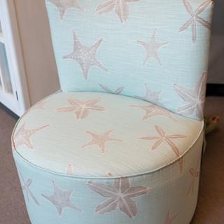 57 Chair in Sal Sky