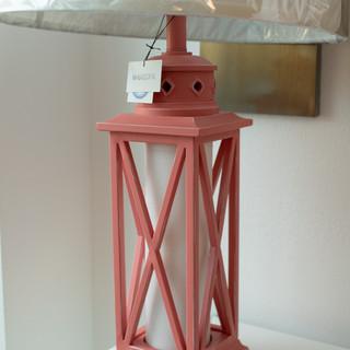 Coral Lantern Lamp