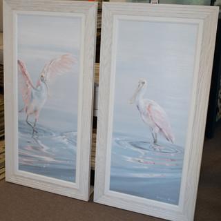 Spoonbill Prints