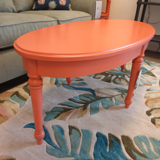 Tradewinds Coral Coffee Table