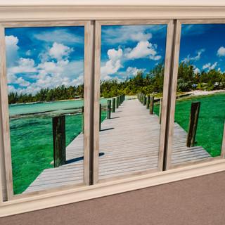Dock Triptych