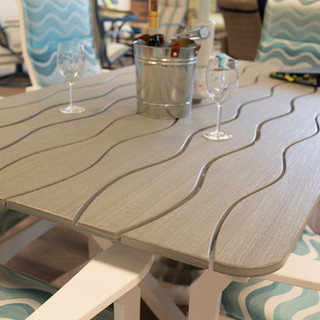Wave Outdoor Table