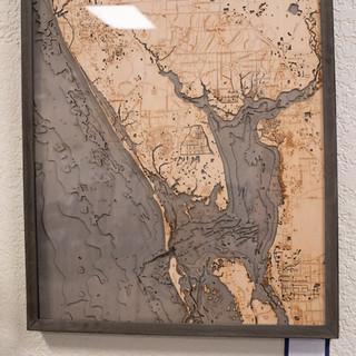 3D Chart Port Charlotte Harbor