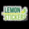 Lemon Stickers - Autocolantes Personalizados