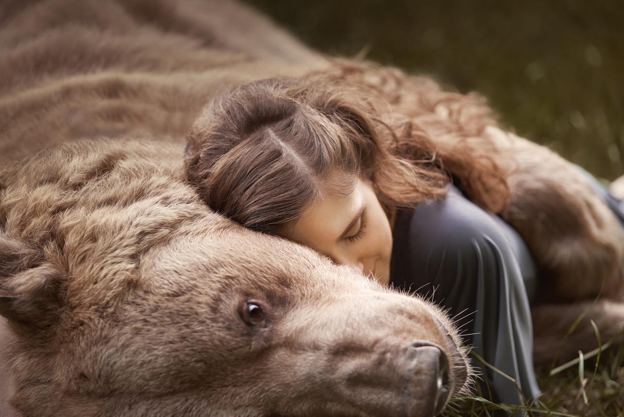 Медведь Степан и Настя