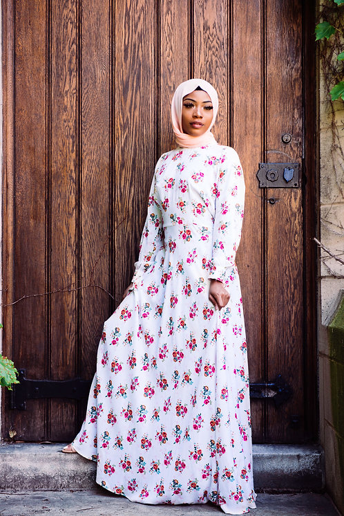 Chalice Floral  Dress