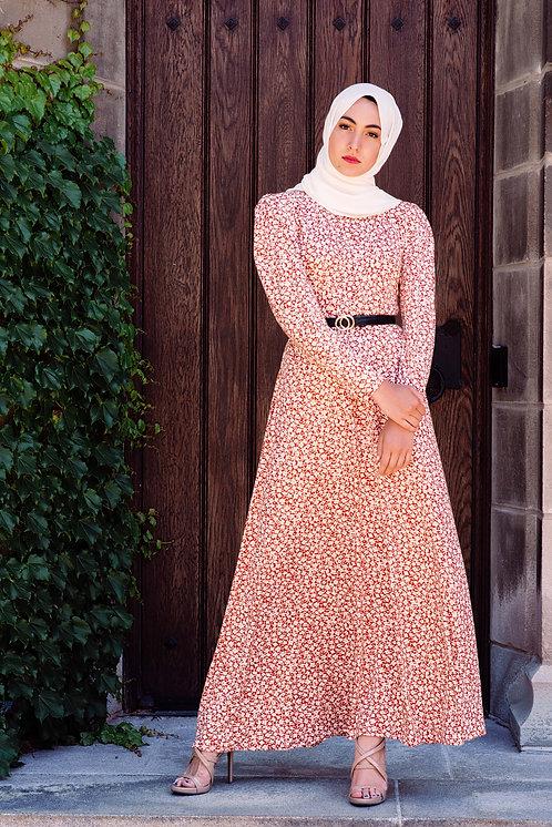 Bella  Floral Dress