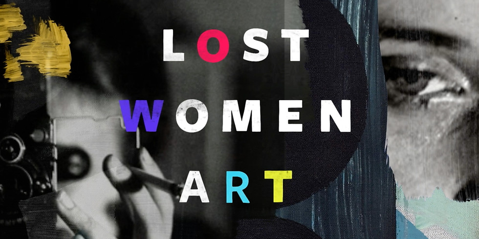 ARTE: Lost Woman Art