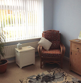 Marks Tey Therapy room