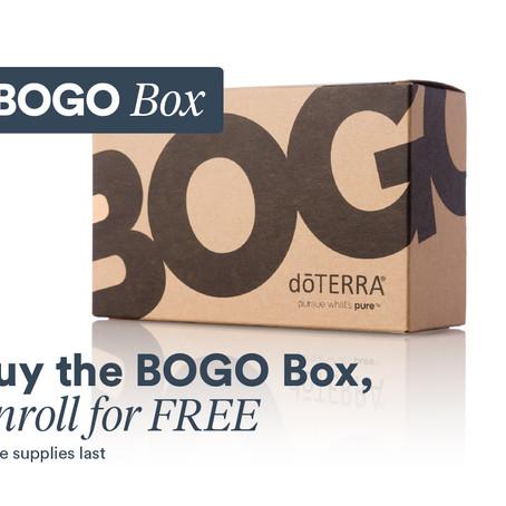 BOGO BOX/FREE MEMBERSHIP - BOGO WEEK!