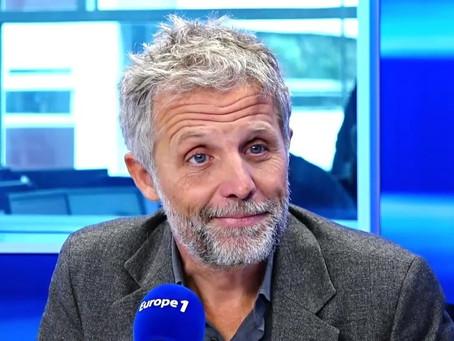 Stéphane Guillon, la haine tranquille