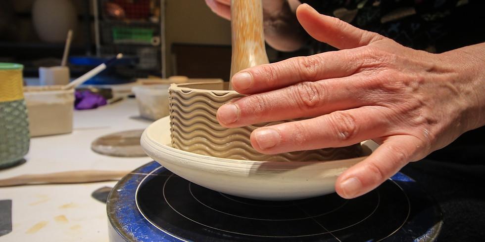 Annie Chrietzberg - Handbuilding Tips, Tools, and Techniques