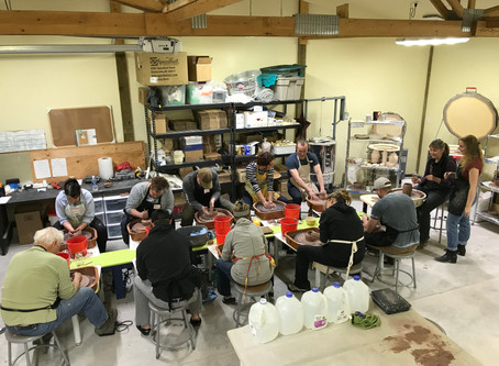Community Classes Off And Running