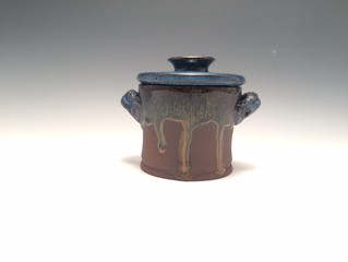 Throwing In ChoCoLate Stoneware