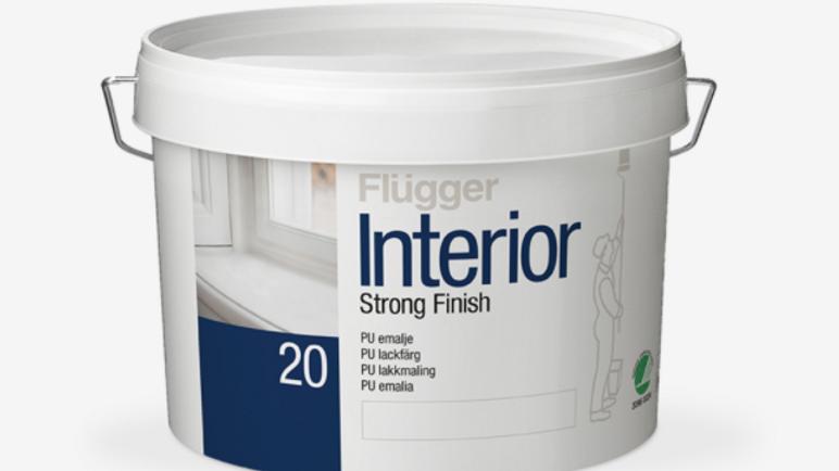 Interior Strong Finish 20