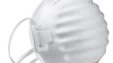 Støvmaske Worksafe FFP2, 5-pk