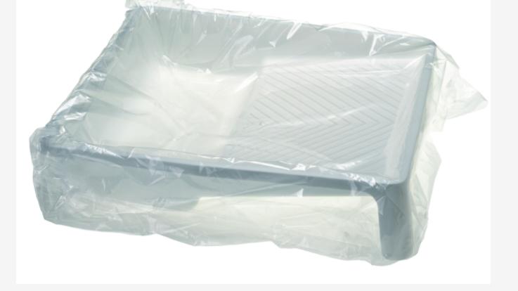 Plastpose t/rullespann