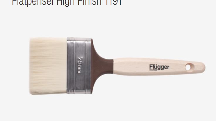 Flatpensel High Finish 1191