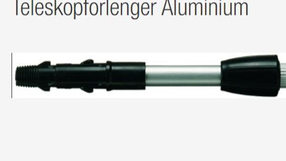 Teleskopforlenger Aluminium