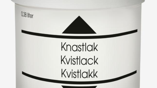 Kvistlakk 0.38L