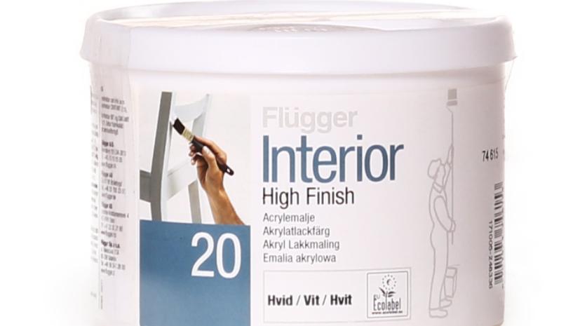 Interior high finish 20