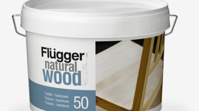Natural Wood Trelakk