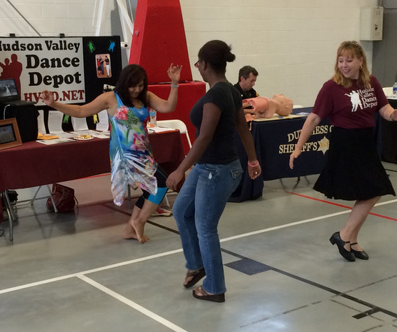 Health Expo at Marist College - 4