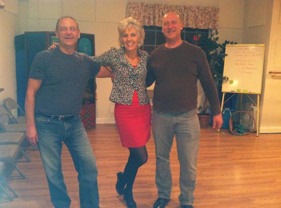 Chris, Denise & Mark