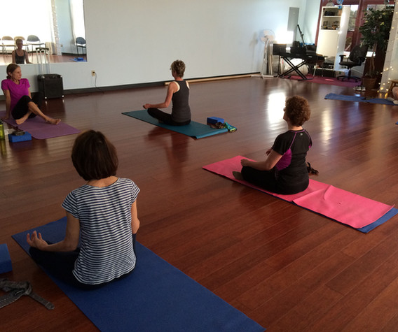 Yoga with Jan