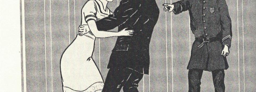Scandalous Dances of Gilded Age