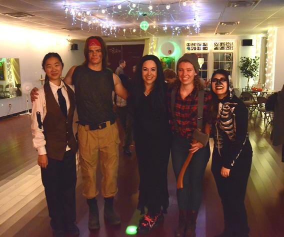 3rd annual Halloween Bash - 2