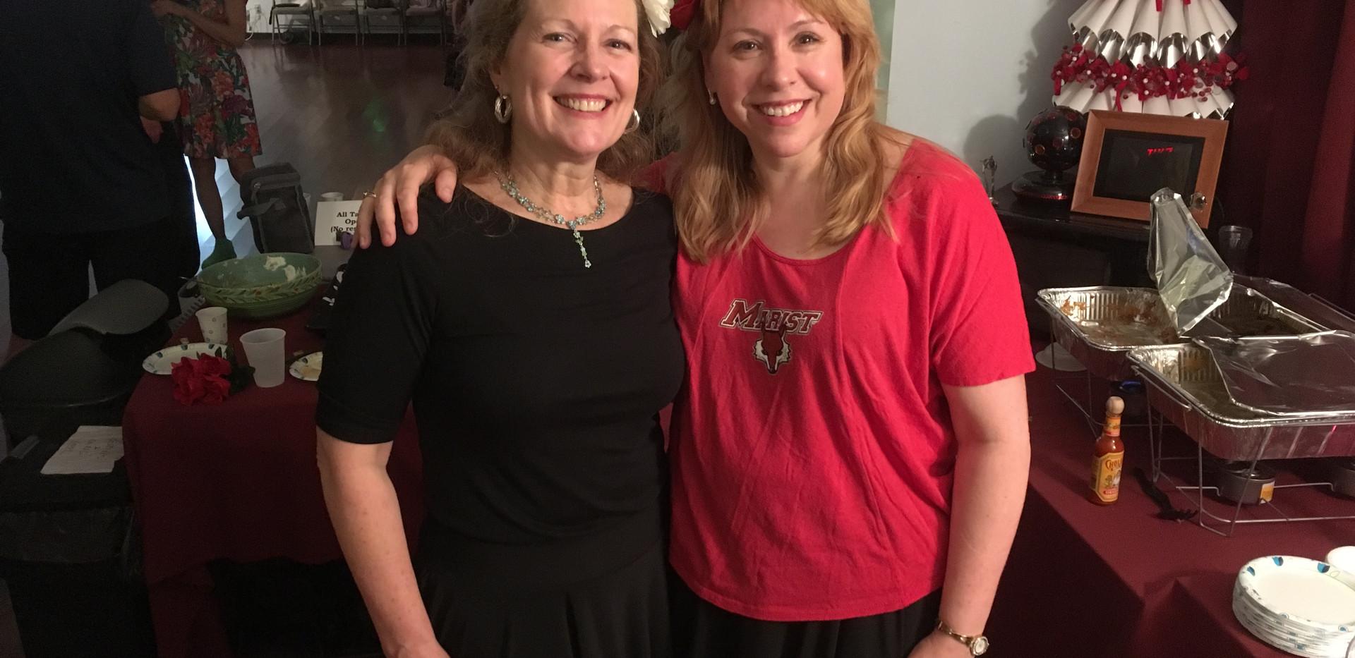 Kathy & Julie